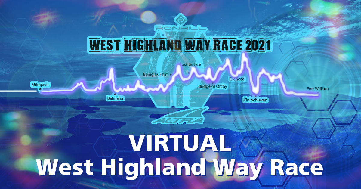 Altra West Highland Way Race